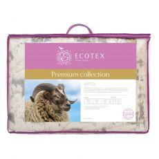 Одеяло классическое Арго 200х220 см Ecotex, фото 2