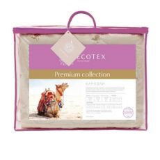 Одеяло классическое Караван 140х205 см Ecotex, фото 2