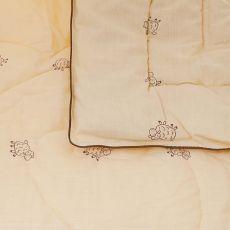 Одеяло всесезонное детское Наше сокровище 110х140 см Belashoff, фото 5