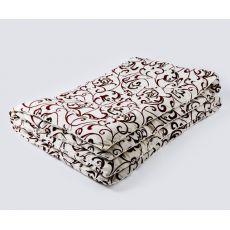Одеяло классическое Овечка 200х220 см Ecotex, фото 1