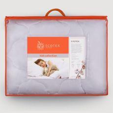Одеяло детское Хлопок 110х140 см Ecotex, фото 2