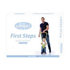 Ходунки-вожжи текстильные Lorelli First Steps, фото 2
