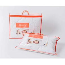 Одеяло детское Лебяжий пух 110х140 см Ecotex, фото 2