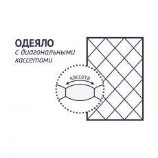 Одеяло кассетное Коллекция 916 172х205 см Belashoff, фото 3