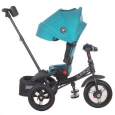 "Велосипед MINI TRIKE T400 ДЖИНС 3-Х КОЛ. ВЕЛ. JEANS (12""/10"" НАДУВНЫЕ КОЛЕСА), фото 3"