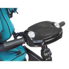 "Велосипед MINI TRIKE T400 ДЖИНС 3-Х КОЛ. ВЕЛ. JEANS (12""/10"" НАДУВНЫЕ КОЛЕСА), фото 2"
