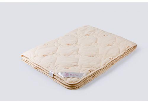 Одеяло облегченное Золотое руно 140х205 см Ecotex, фото 3