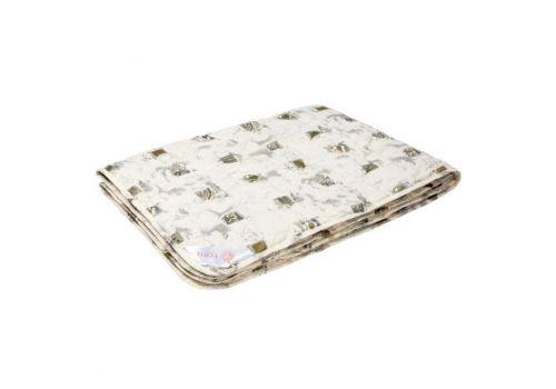 Одеяло классическое Золотое руно 200х220 см Ecotex, фото 3