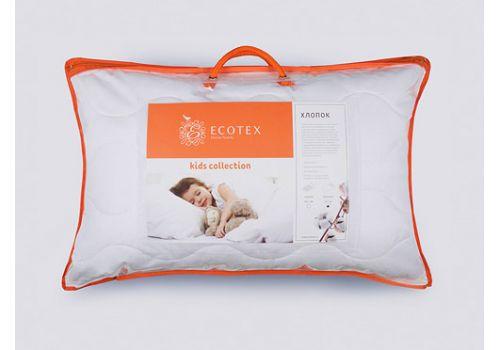 """Подушка детская """"Хлопок"""" 40х60 см """"Ecotex"""", фото 2"""