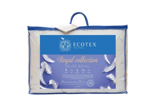 Одеяло классическое Феличе 140х205 см Ecotex, фото 2