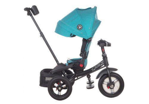 "Велосипед MINI TRIKE T400 ДЖИНС 3-Х КОЛ. ВЕЛ. JEANS (12""/10"" НАДУВНЫЕ КОЛЕСА), фото 9"